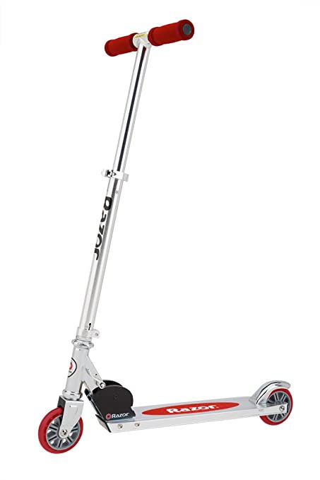 Amazon.com: Razor A125 Anodized Scooter Red: Toys & Games