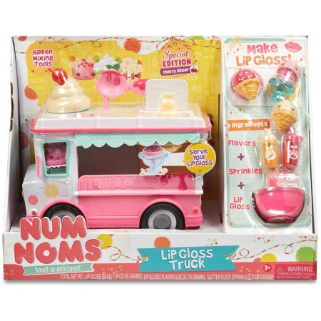 Lipgloss Truck Craft Kit Pick your Flavor, Add Sprinkles, Mix It All Up