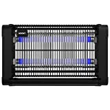 Hoont Powerful Indoor Electronic Bug Zapper - Covers 6,500 Sq. Ft. - 360 Degrees Protection / Fly Killer, Insect Killer, Mosquito Killer - For Residential, Commercial and Industrial Use