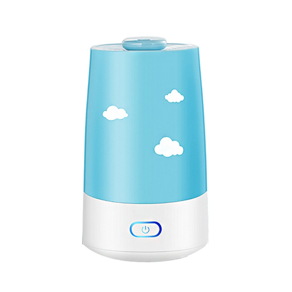 Air humidifier, Silent Bedroom air-Conditioned Room Purifier 175 * 175 * 290mm MDL