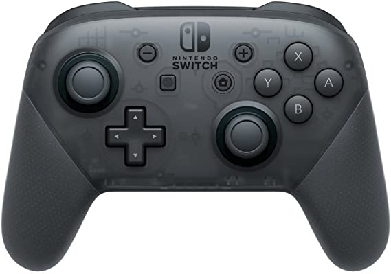 Nintendo Switch - Mando Pro Controller, Con Cable USB: Amazon.es: Videojuegos