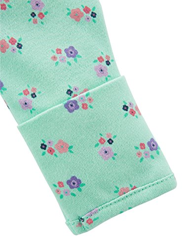 5e862d37e90d Simple Joys by Carter s Baby Girls  2-Pack Cotton Footed Sleep and ...
