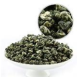 GOARTEA 100g (3.5 Oz) Supreme Organic SuZhou Bi Luo Chun BiLuoChun Spring Leaf Snail Chinese Green Tea (Snail) shape For Sale