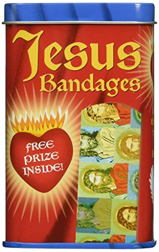 Accoutrements 11657 Bandages Jesus Bandages