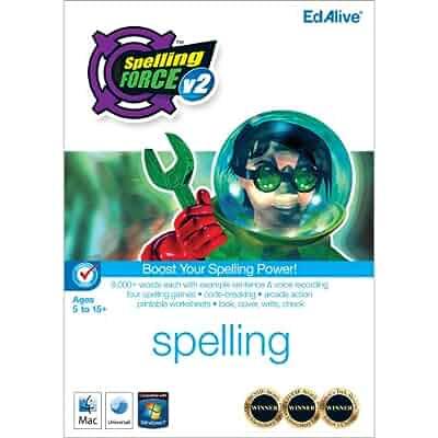 Amazon. Com: spelling force v2 [download]: software.