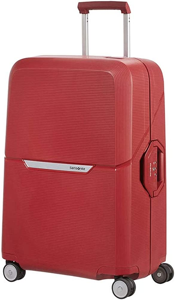 SAMSONITE Magnum Spinner 69/25 Rust RE VALIGERIA UOMO Trolley CK6*00002