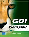 img - for GO! with Word 2007, Comprehensive by Shelley Gaskin (2007-12-21) book / textbook / text book
