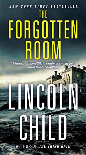 The Forgotten Room (Jeremy Logan Series)