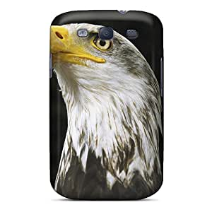 New Style Tpu S3 Protective Case Cover/ Galaxy Case - Eagle