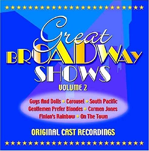 (Great Broadway Shows, Vol. 2)