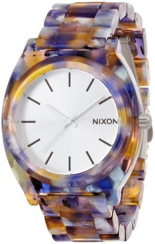 NIXON watch TIME TELLER ACETATE WATERCOLOR NA3271116-00 (Japan Import)