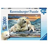 polar bear puzzle - Ravensburger Polar Bears Puzzle (200-Piece)