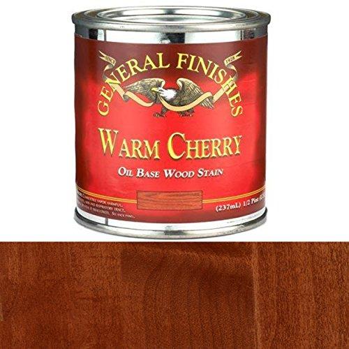 Warm Cherry, 1/2 Pint GF Wood - Cherry Warm Wood