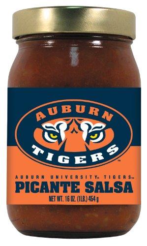 Auburn Tigers Salsa - 4