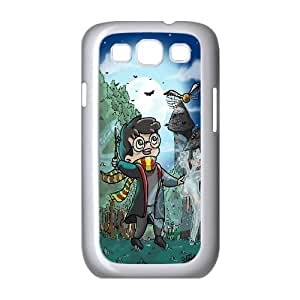 High Quality -ChenDong PHONE CASE- For Samsung Galaxy S3 -Harry Potter Series-UNIQUE-DESIGH 4