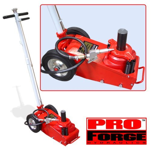22 ton air hydraulic floor jack proforge vehicle for 10 ton air over hydraulic floor jack
