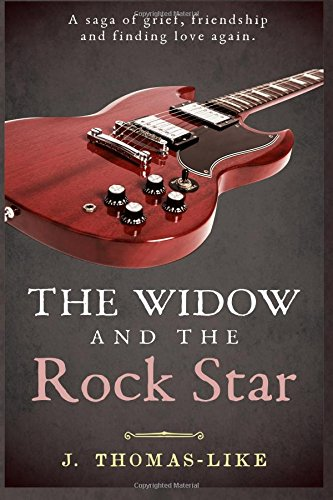 Book cover image for The Widow and the Rock Star
