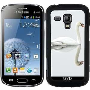 Funda para Samsung Galaxy Trend S7560 - Cisne by WonderfulDreamPicture