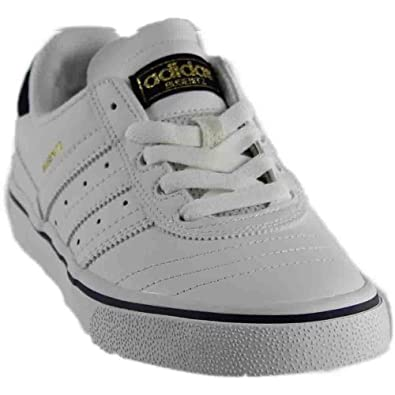 20688fd3d Image Unavailable. Image not available for. Color  adidas Busenitz Vulc Adv  White Collegiate ...