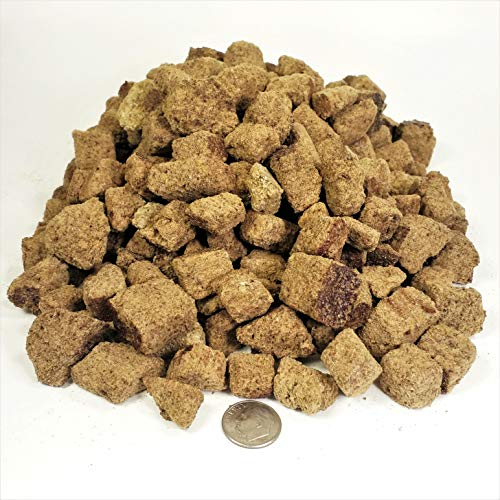 Freeze Dried Brine Shrimp Cubes, Aquatic Foods Freeze Dried Tropical Fish Foods … 1/4-lb -