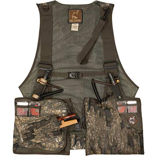 Ol' Tom Time & Motion Essentials 2.0 Turkey Vest Realtree Timber