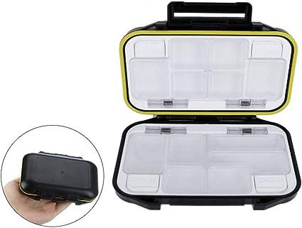 Plano Tackle Organiser 4 Drawer System Box Lures Bait Hooks Fishing Travel