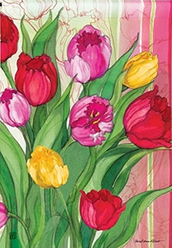 BreezeArt Glorious Garden Garden Flag 31328 (Breeze Art)