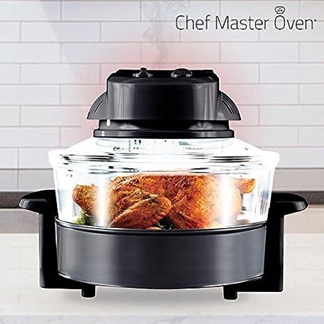 Compra CEXPRESS - Horno de Convección Chef Master Kitchen en Amazon.es