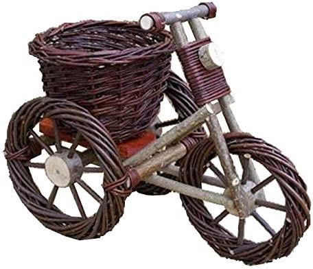 Cesta de polipropileno para bicicleta, cesta para plantas, soporte ...