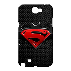 samsung note 2 Ultra Defender Cases Covers For phone mobile phone carrying shells batman And Superman