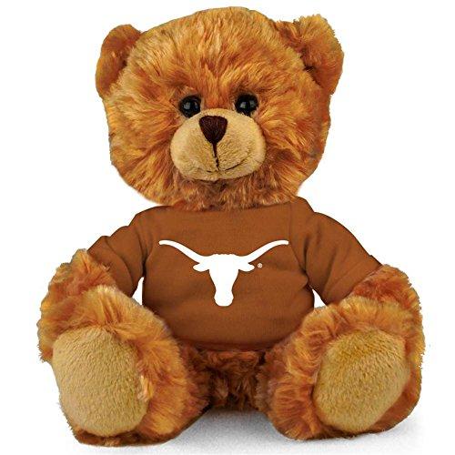 Texas Longhorns 8 Plush Hoodie Bear Burnt Orange