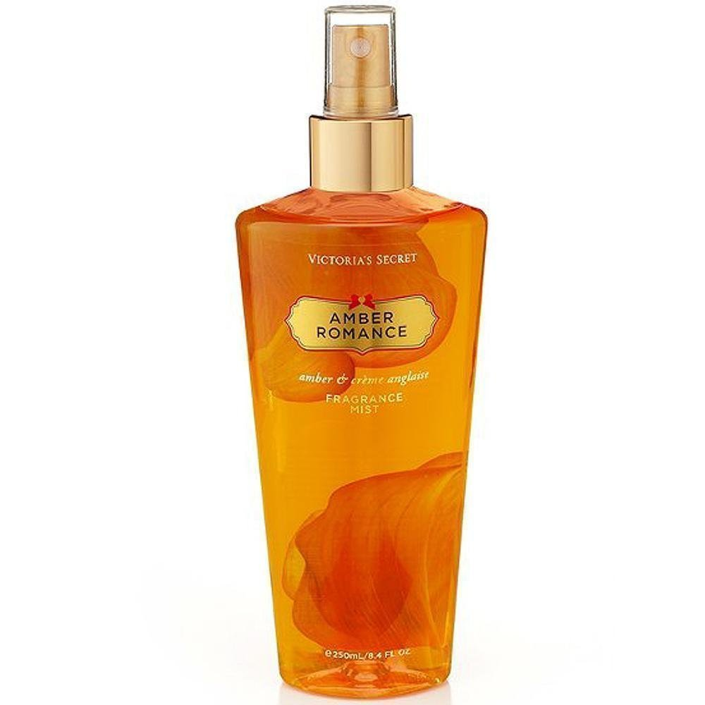 Victorias Secret Garden Amber Romance Body Mist BeautyCentre