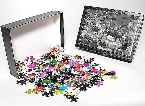 Photo Jigsaw Puzzle Of Rail Strike/luggage/1891