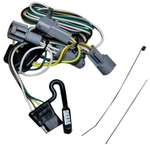 Trailer Wiring Harness Honda Element : T one trailer hitch wiring harness honda element