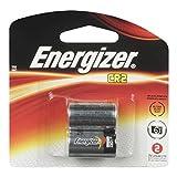 Energizer EL1CRBP-2 3-Volt Lithium Photo Battery (2-Pack)