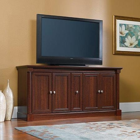 sauder-palladia-tv-stand-for-tvs-up-to-70-cherry-finish-traditional-style