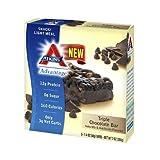 Atkins Triple Chocolate Advantage Bar, 1.4 Ounce