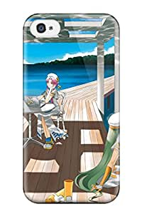 New Arrival Cover Case With Nice Design For Iphone 4/4s- Aria