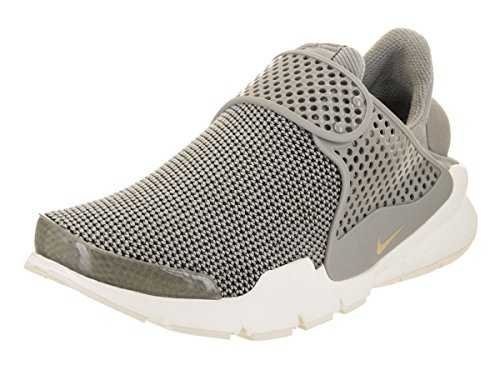 Nike Women's Sock Dart SE Cobblestone/Mushroom/Sail Running Shoe 7 Women US (Nike Shoes Laceless)