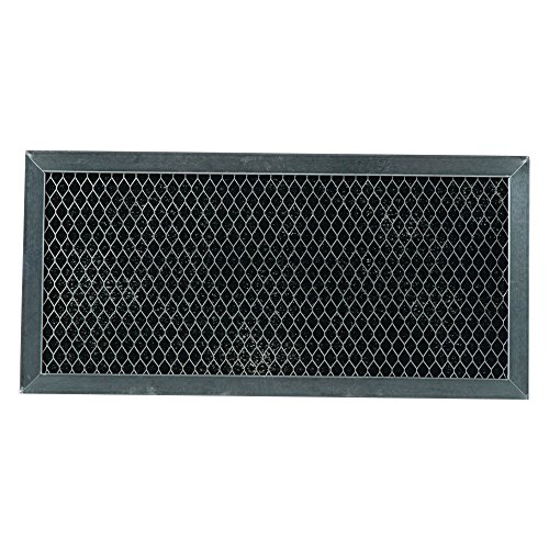 Whirlpool 4359331Z Microwave Parts Filter, Char - M/O by Whirlpool