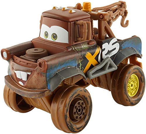 Disney Pixar Cars Xtreme Diecast Oversized Mater Vehicle