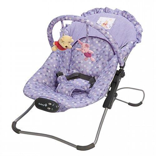 Winnie The Pooh Rocker (Disney Winnie the Pooh Snug Fit Bouncer Seat Purple)