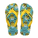 Havaianas Kids' Minions Sandal Blue
