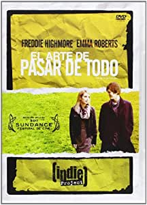 El Arte De Pasar De Todo [DVD]