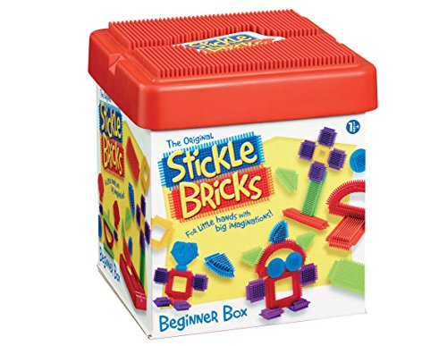 Stickle Bricks TCK07000 Hasbro Stick Fun Tub Multi-Color