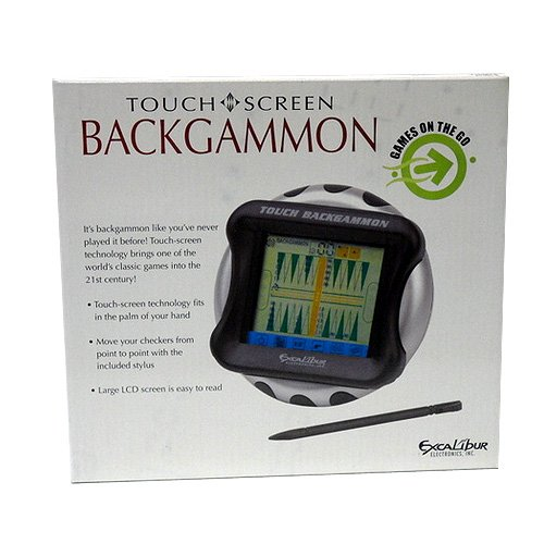 electronic backgammon - 8