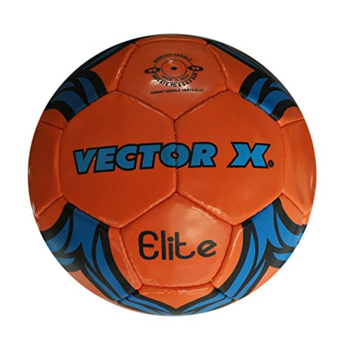 Vector X Elite Team Football, Size 5   Orange