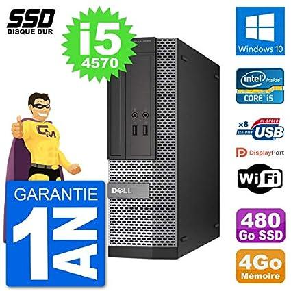 Dell Optiplex 3020 SFF i5-4570 - Memoria RAM (4 GB, SSD, 480 GB ...
