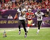 Jacoby Jones Baltimore Ravens Super Bowl XLVII 108 Yard TD Photo 8x10
