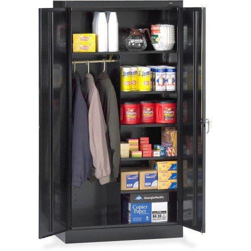 black steel cabinet - 8